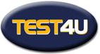 TEST4U logo