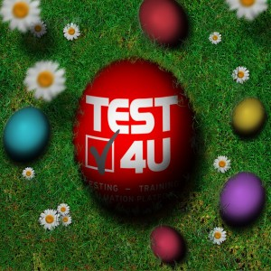 Easter TEST4U