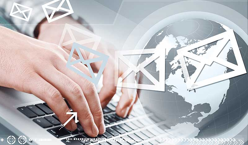 TEST4U Business Outlook for Email Management-English version